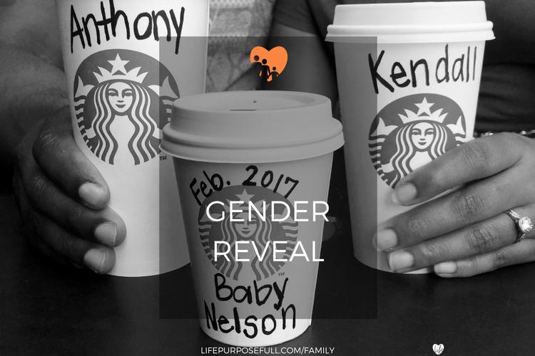 Baby Nelson Gender Reveal!