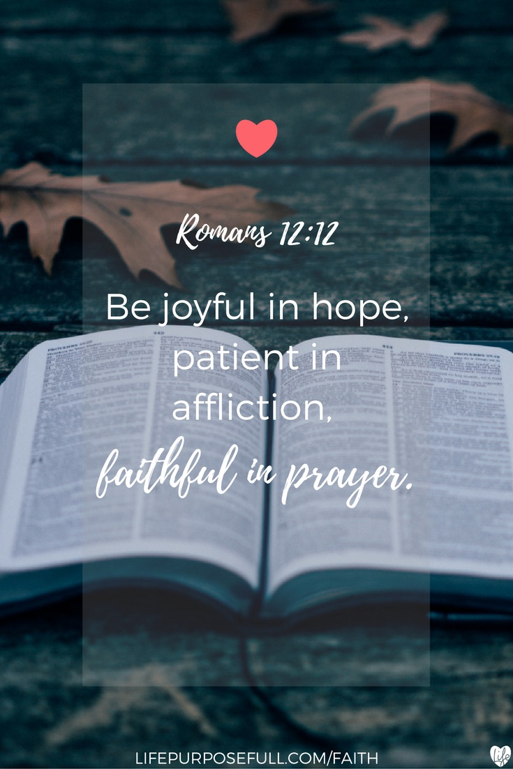 Faithfulness to prayer is critical - it's our lifeline! It can be easier than we may care to admit to lose focus and lose momentum in our prayer lives. We've all been there! So today on the blog we're sharing some of our go-to methods for regaining our focus and recovering ground in our prayer lives. | lifepurposefull.com/faith