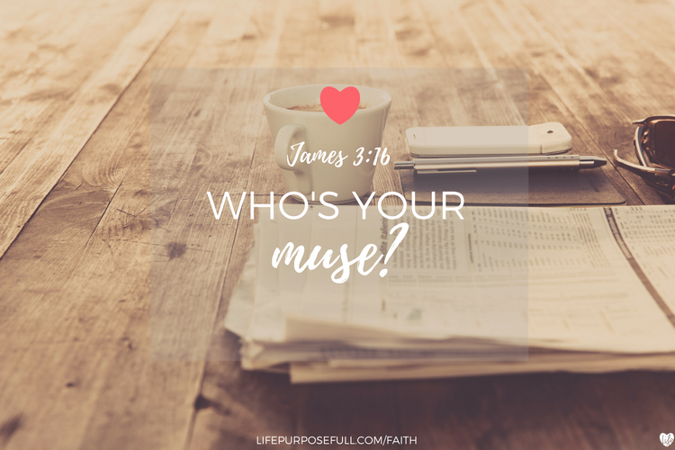 Who's Your Muse?