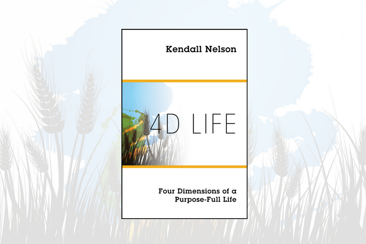 4D LIFE: Cover Reveal + The Story Behind It!